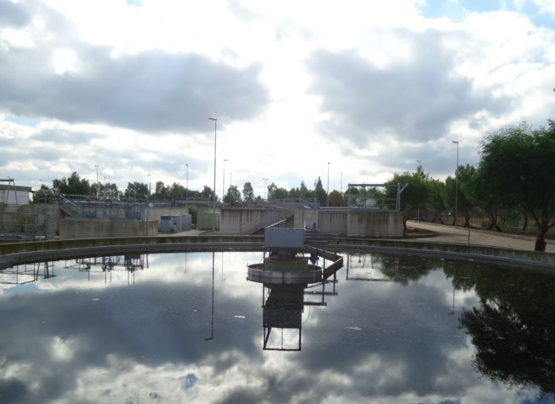 Impianto di depurazione di Acquaviva delle Fonti